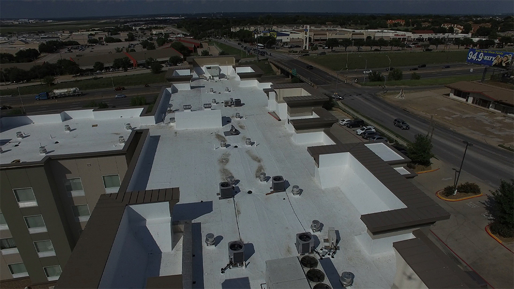 Commercial roofing frisco, tx